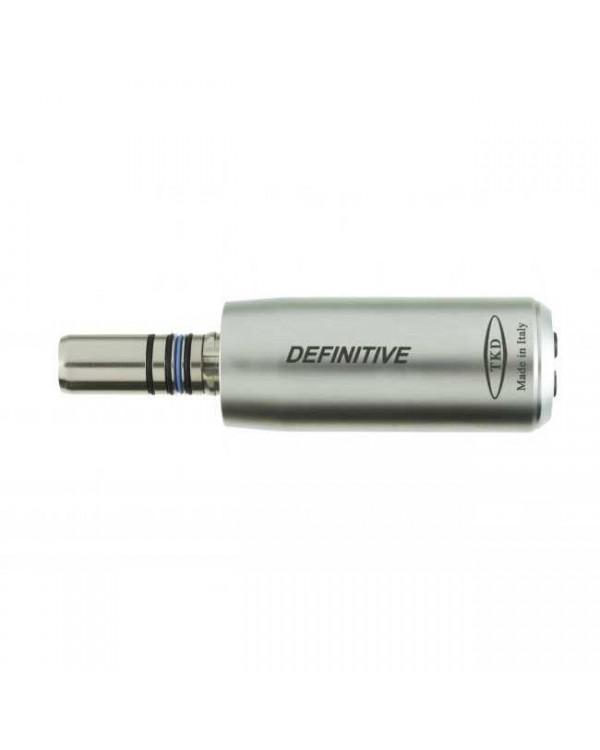 TKD Definitive - комплект из электрического бесщеточного микромотора без света, платы управления, конвертера напряжения и подводящего шланга