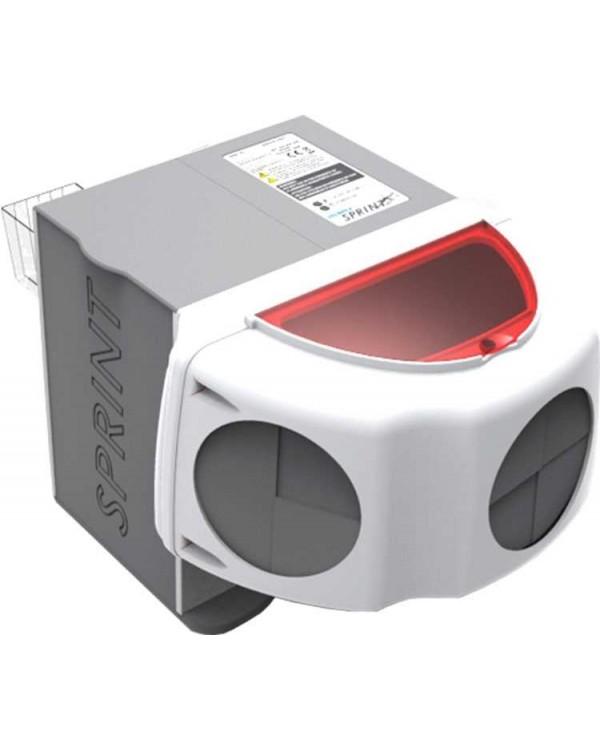 Velopex Sprint - автоматическая проявочная машина для интраоральных пленок, с загрузчиком дневного света, с системой подогрева растворов