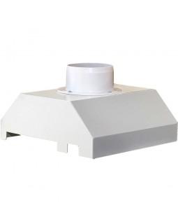 ЗОНТ 11.1 ЭМП - специализированный вытяжной зонт для электромуфельной печи ЭМП 11.1