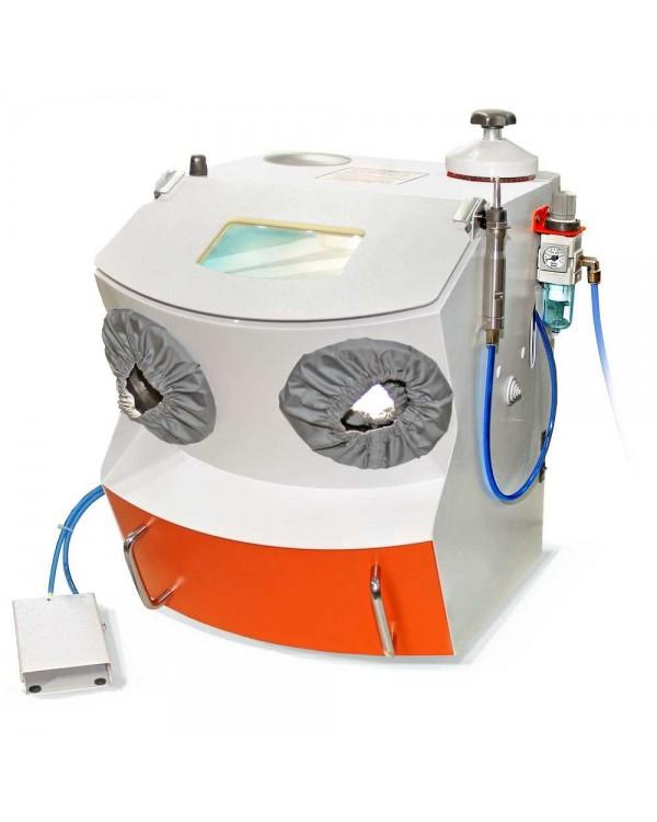 АСОЗ 1.1 АРТ КАСТ пескоструйный аппарат для литейной лаборатории