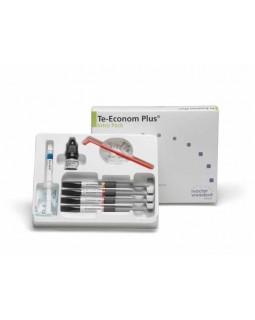 Te-Econom Plus композитный материал, набор Intro Pack 4x4